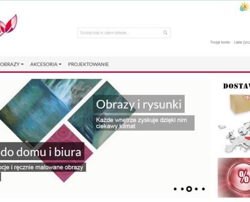 Laurdesign.com online shop with interior design